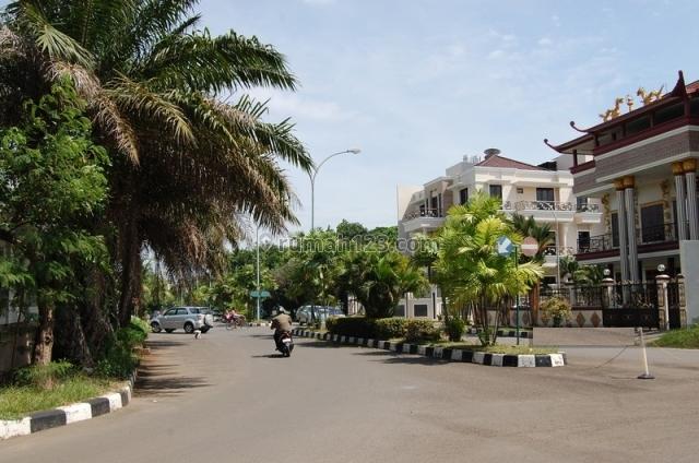 Rumah di Taman Grisenda  Kapuk Muara Penjaringan Jakarta Utara, Kapuk Muara, Jakarta Utara