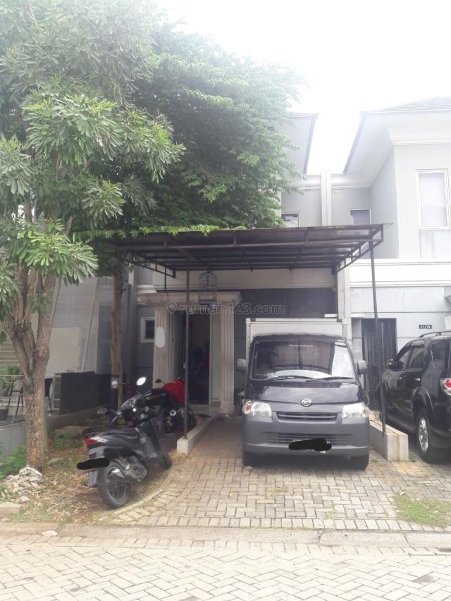 rumah casajardin..bebas banjir..jln lebar.lokasi bgs.jakarta barat, Daan Mogot, Jakarta Barat