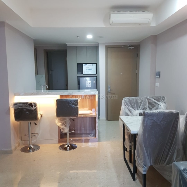 Apartment Gold Coast Tw Atlantic 3BR, Pantai Indah Kapuk, Jakarta Utara