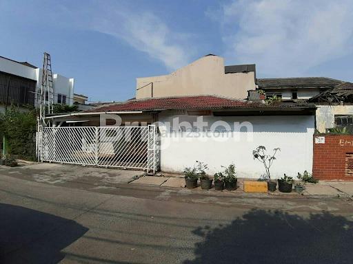 Rumah hook untuk usaha di sunter jakarta utara, Sunter, Jakarta Utara