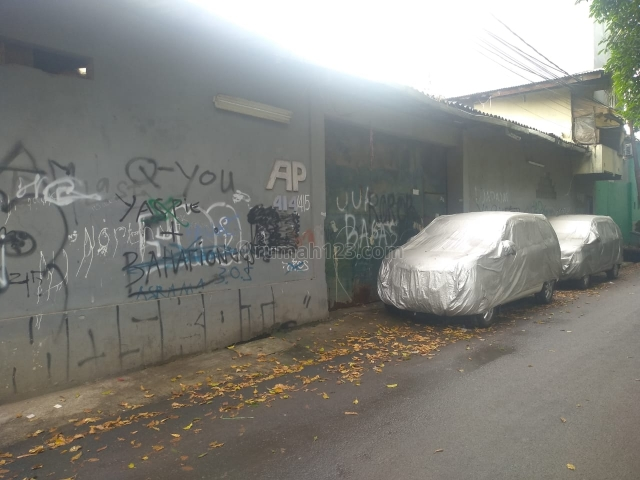 Ex gudang besi Cocok utk Usaha, Cilincing, Jakarta Utara