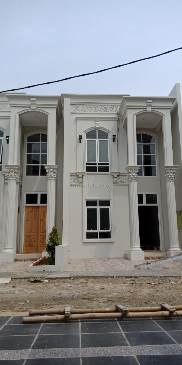 Hunian Classic Modern dengan lokasi premium dan sangat strategis, Jagakarsa, Jakarta Selatan
