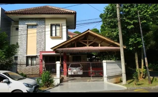 Rumah hoek di Sektor 1G - Gading Serpong, Gading Serpong, Tangerang