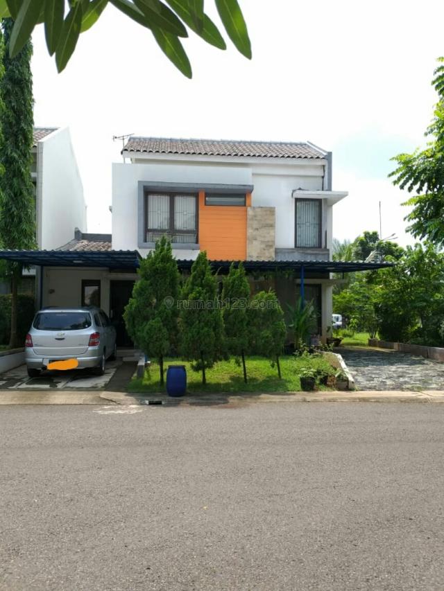 Rumah Cluster Apik, Asri dan Nyaman di Lippo Cikarang, Cikarang, Bekasi