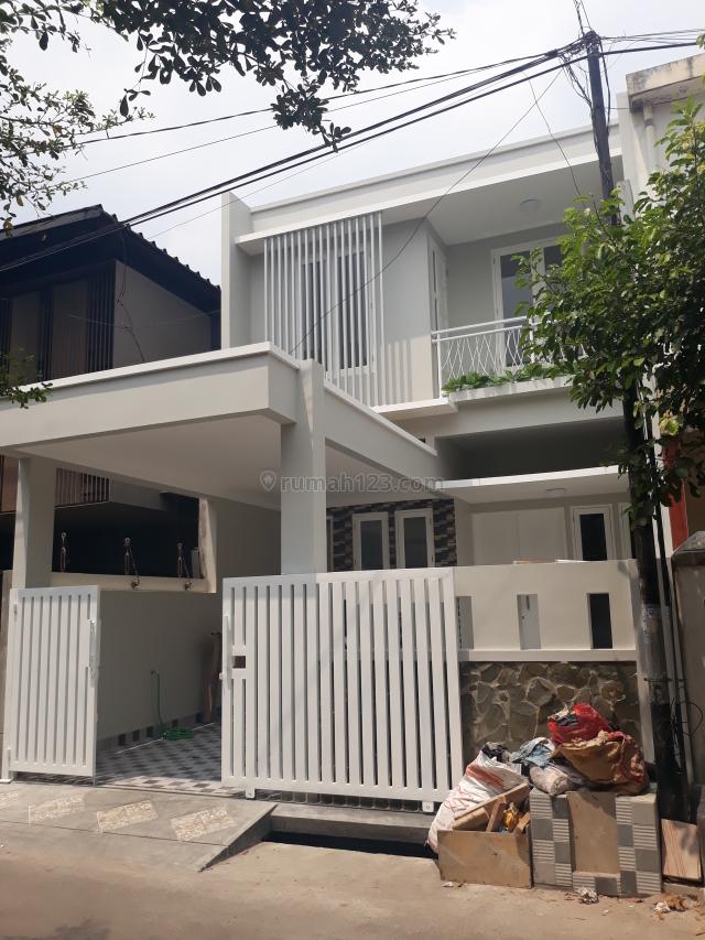 Rumah Baru Murah Nyaman Asri Bagus Siap Huni Pondok Kelapa, Pondok Kelapa, Jakarta Timur