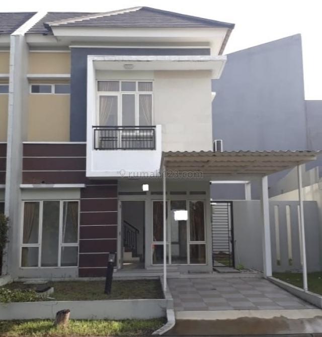 Rumah Cluster Cantik Bebas dari Banjir di Metland Menteng, Cakung, Jakarta Timur