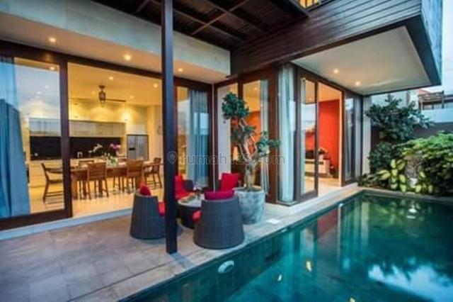 Villa cantik freehold di daerah canggu - Bali, Canggu, Badung