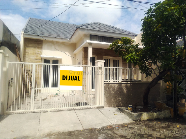 Rumah Baru Pandugo, Dekat MERR, Posisi Bagus, Rungkut, Surabaya