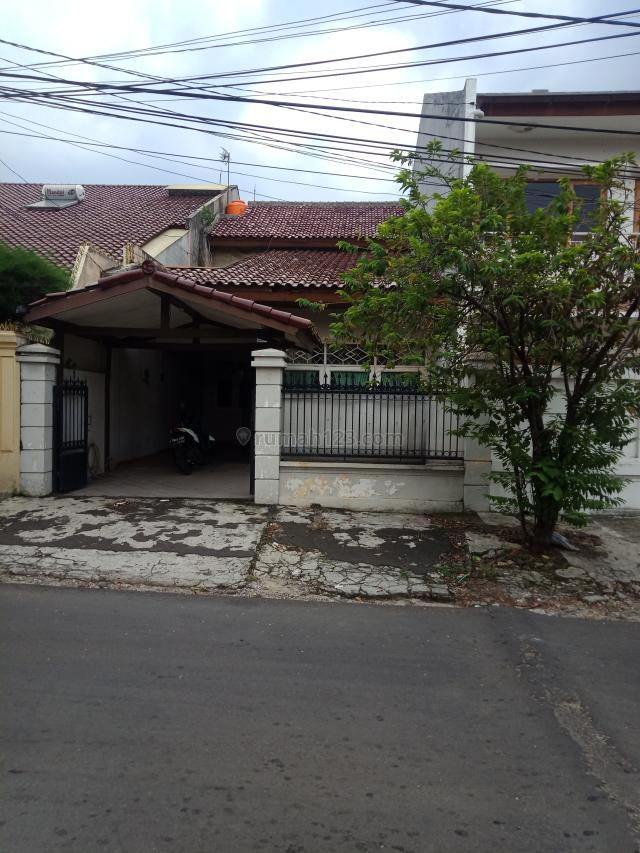 RUMAH DUA LANTAI STRATEGIS, Kemandoran, Jakarta Selatan
