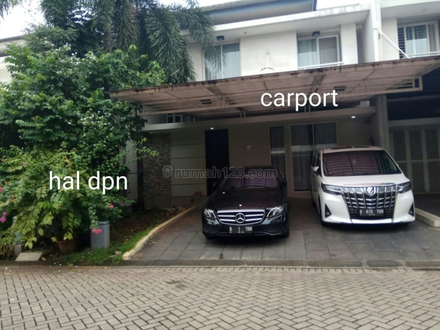 rumah puri botanica murah 4.1Milyar, Joglo, Jakarta Barat