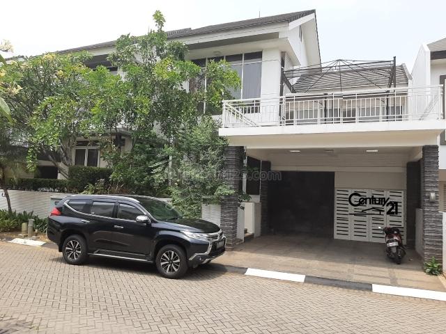Rumah Cantik Siap Huni , Lingkungan Asri dan Nyaman Keamanan 24 Jam, Bintaro, Tangerang