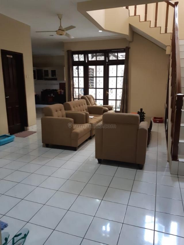 Rumah Siap Huni Lingkungan Asri , Lokasi Setrategis (IS), Bintaro, Jakarta Selatan