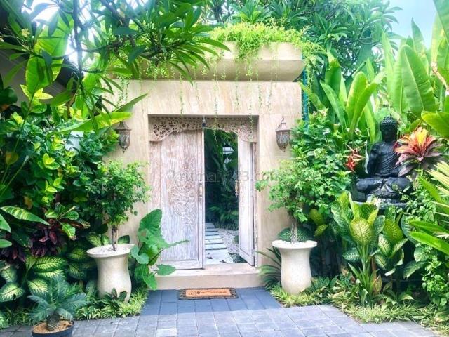 Freehold 3 Bedroom Overlooking Rice Terrace Villa Pererenan, Pererenan, Badung
