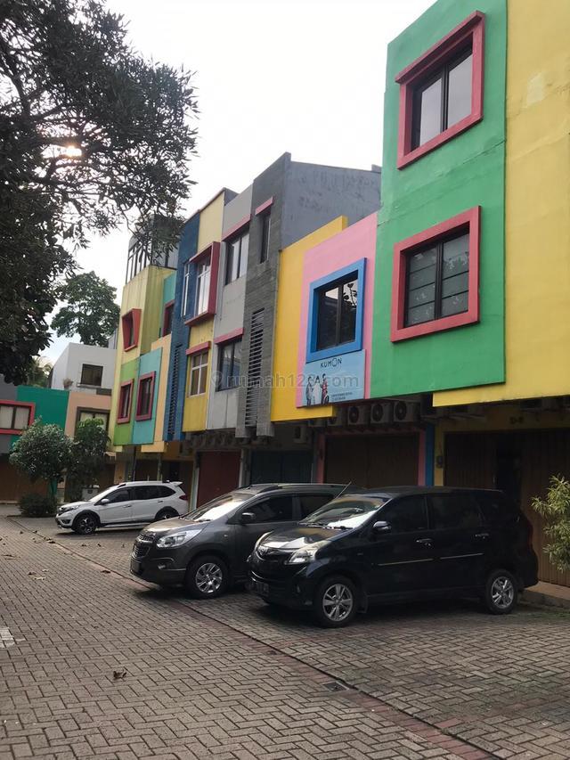 Ruko 3 Lantai Fatmawati Festival zona perkantoran dekat MRT Fatmawati dan Tol TB.Simatupang, Fatmawati, Jakarta Selatan