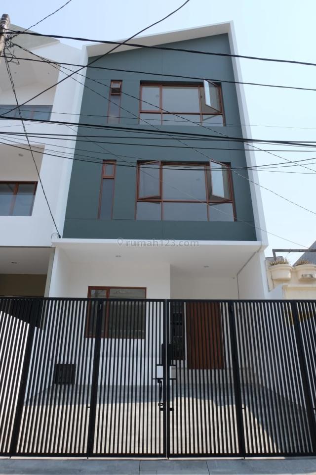 Rumah baru minimalis kelapa cengkir timur kelapa gading, Kelapa Gading, Jakarta Utara