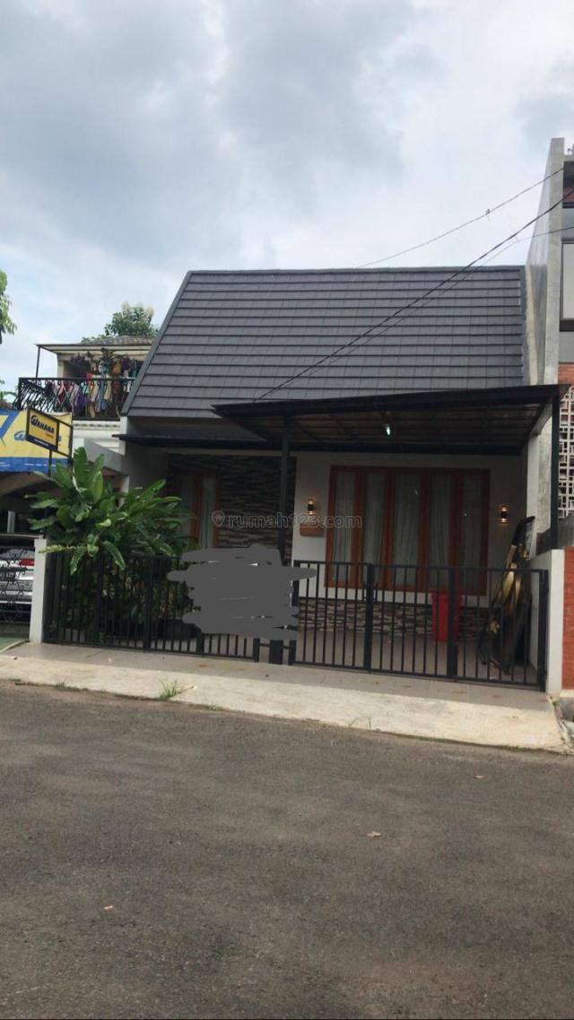 Rumah Di Jl.Kuricang Bintaro Jaya Sektor 3A, Bintaro, Tangerang