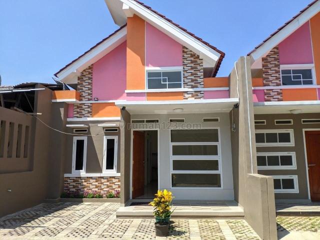Rumah Cluster Minimalis Termurah Di Beji Depok Siap Huni, Pasar Minggu, Jakarta Selatan