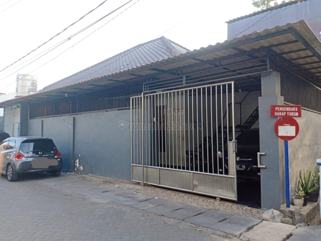 rumah bisa untuk kantor, Krembangan, Surabaya