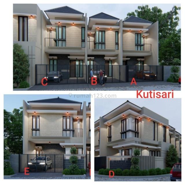 new gress kutisari utara, Kutisari, Surabaya