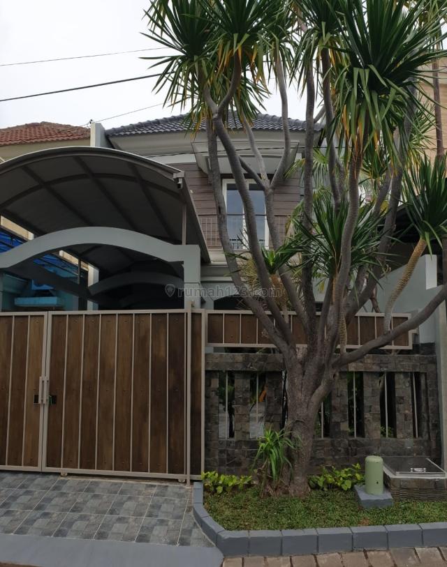 Pantai Mentari Mediteranean Rumah Baru Gress Siap Huni, Kenjeran, Surabaya