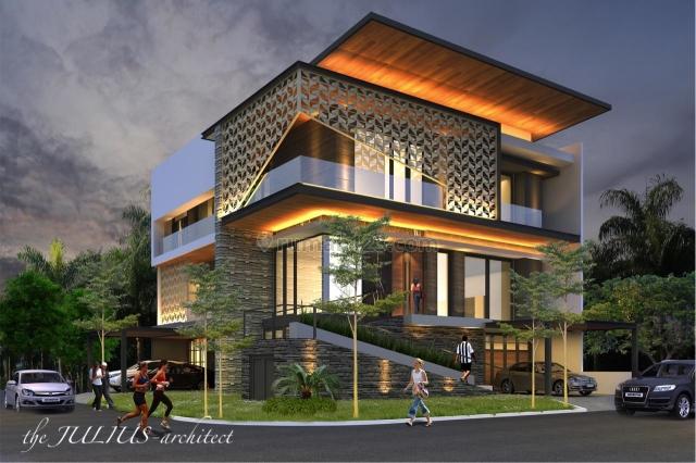 Imperial Beach Palm Beach Pakuwon City Surabaya Timur Rumah Mewah Baru Gress 2 Lantai, Pakuwon City, Surabaya