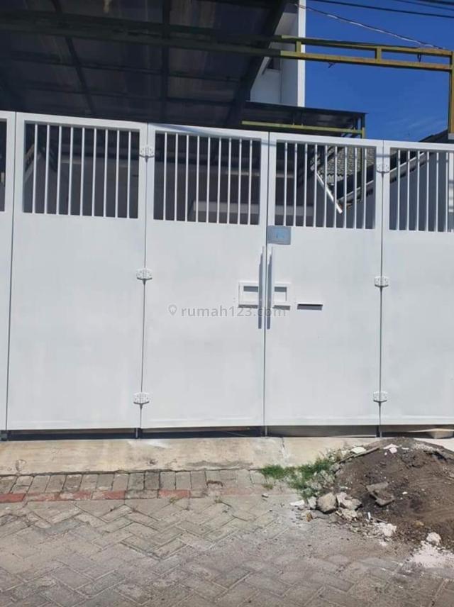 Rumah Lebak Arum Siap Huni Murah 2 LT, Tambaksari, Surabaya