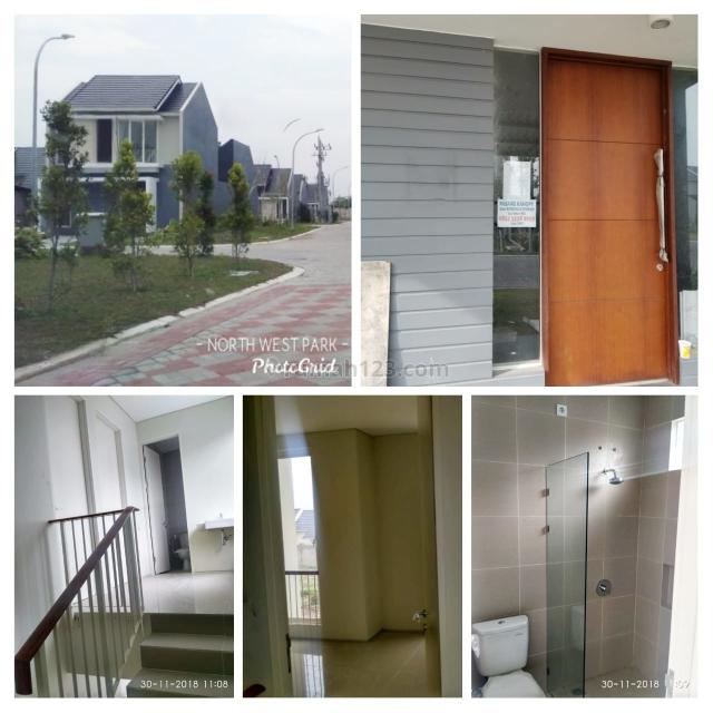 Rumah Hook Minimalis Baru North West Park Citraland, Citraland, Surabaya