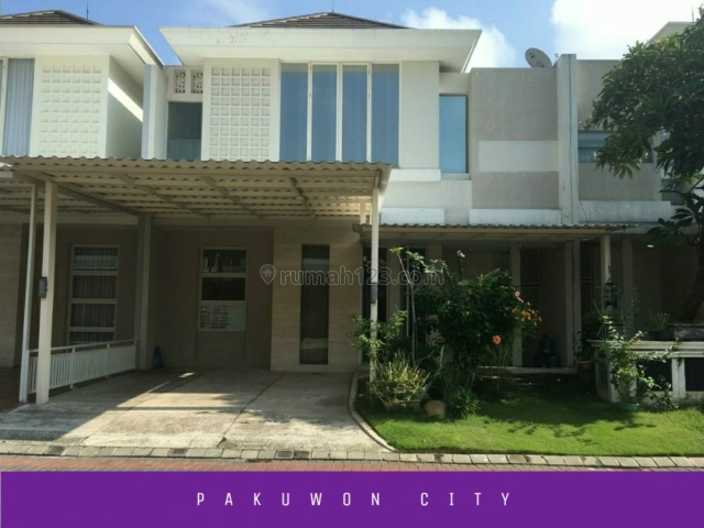 Hunian Bagus Di Pakuwon City, Pakuwon City, Surabaya