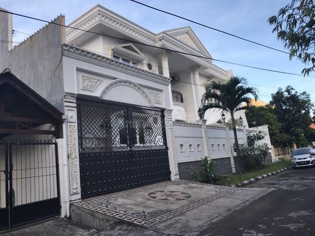 Rumah Mewah Klasik Modern Sutorejo Prima Utara, Sutorejo, Surabaya