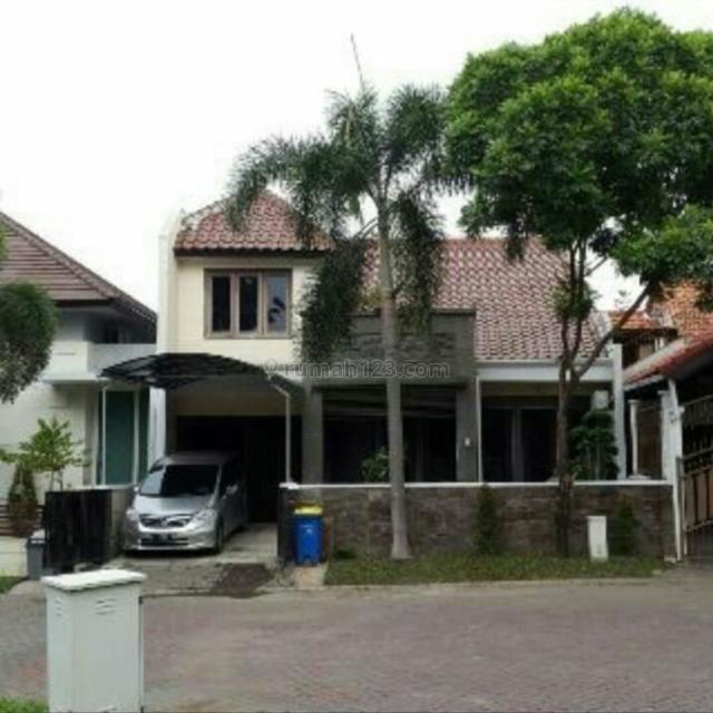 Rumah Taman Gapura Surabaya (Rachman), Sambikerep, Surabaya