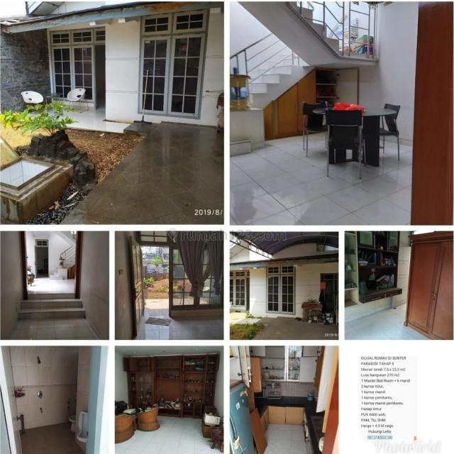 Rumah di Sunter Paradise Rp 4.5 M, Sunter, Jakarta Utara