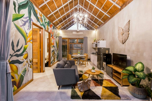 Villa Baru Minimalis super murah siap Huni Di Tumbak Bayuh, pererenan, Canggu Badung Bali, Pererenan, Badung
