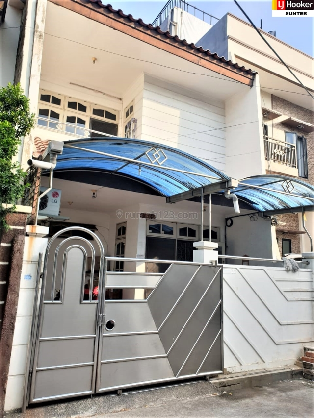 RUMAH  BEBAS BANJIR SUNTER PARADISE TAHAP 1, Sunter, Jakarta Utara