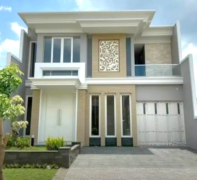 New & Luxury Citraland Cluster Woodland Special Quality & Design, Citraland, Surabaya