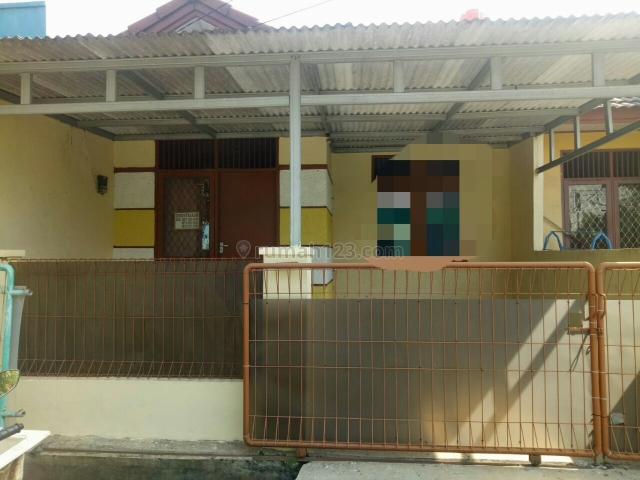 Dikontrakkan rumah siap huni di Taman Harapan Baru Belasi, Harapan Indah, Bekasi