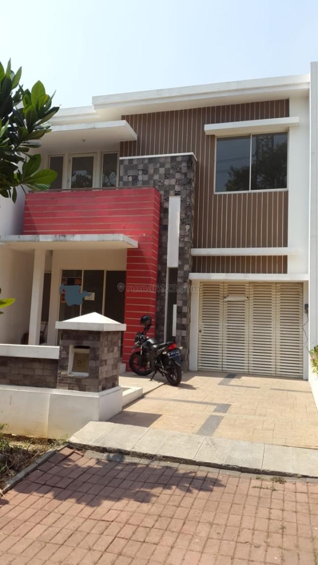 Rumah MURAH 8x35 di Katamaran Indah Pantai Indah Kapuk Jakarta Utara, Pantai Indah Kapuk, Jakarta Utara