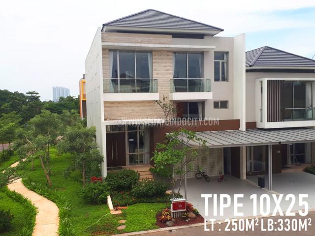 Rumah 2 Lantai PIK 2, Uk 10x25, Tahap 1 Termurah !!!, Pantai Indah Kapuk, Jakarta Utara