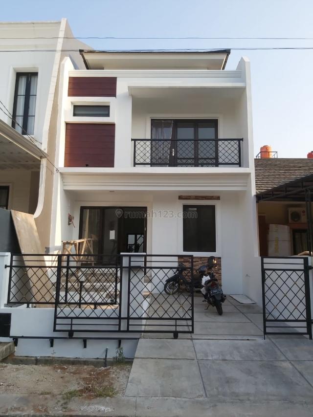 Rumah Baru Alam Sutra, Alam Sutera, Tangerang