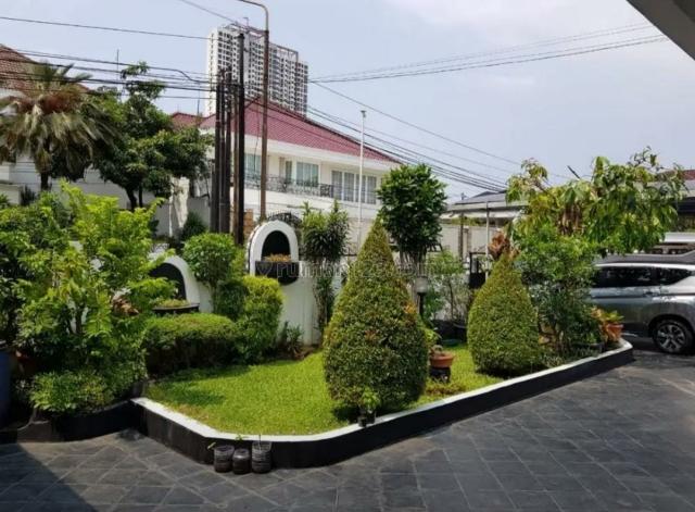 Rumah Tinggal Komplek Permata Hijau Grogol Utara Kebayoran Lama Jakarta Selatan, Permata Hijau, Jakarta Selatan