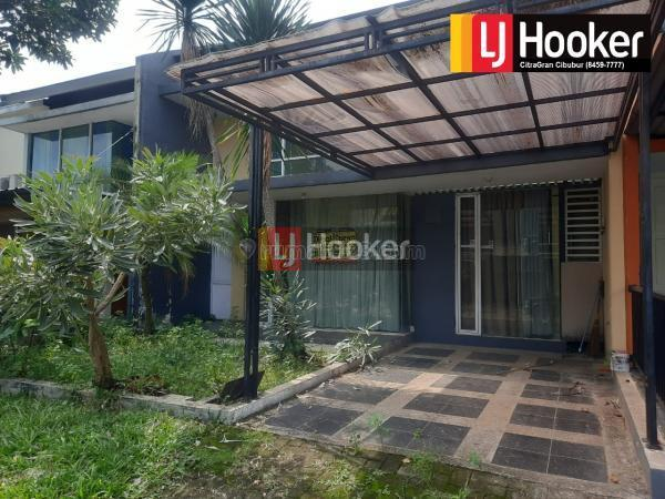 Rumah minimalis dalam cluster di Citra Gran Cibubur, Citra Grand, Jakarta Timur