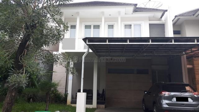 Rumah Wisata Bukit Mas Surabaya Semi Furnished Harga Terjangkau, Wisata Bukit Mas, Surabaya