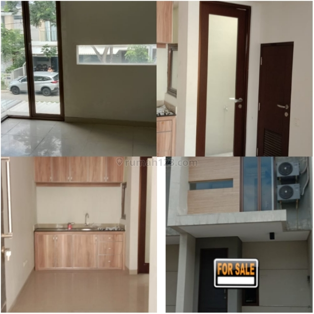 #A2434 CIAMIK Rumah Pantai Mentari Hallifax FREE 2AC & Kitchen Set, Kenjeran, Surabaya