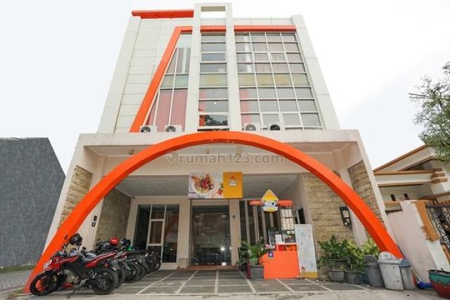 (BD) OYO Hotel Semapir Tengah Ideal Strategis, Surabaya, Semampir, Surabaya