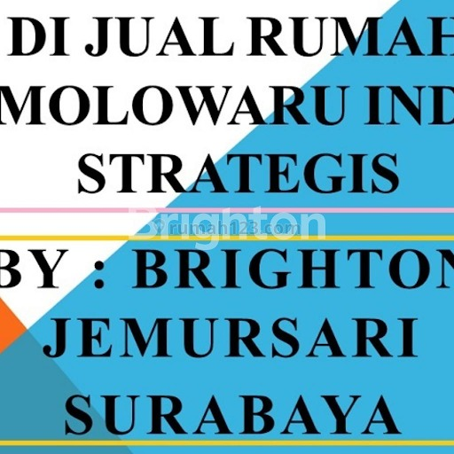 SEMOLOWARU INDAH DEKAT RAYA GALAXY MALL KAMPUS 2 LANTAI SIAP HUNI STRATEGIS, Semolowaru, Surabaya