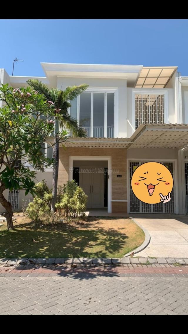 Rumah Pakuwon CIty Long Beach Full Renov (FES 107), Mulyosari, Surabaya