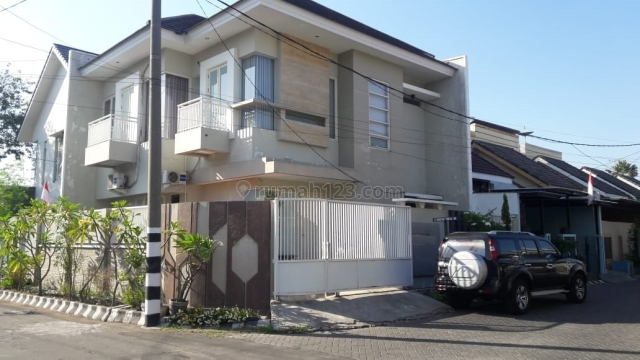 Rumah Babatan Pantai, New, Minimalis, Siap Huni, Mulyorejo, Surabaya