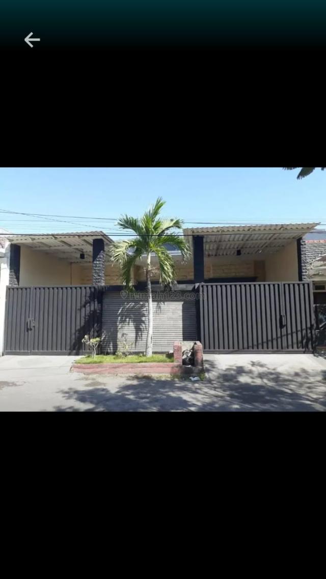 Rumah di Nginden Intan, Minimalis, Siap Huni Terawat, Sukolilo, Surabaya