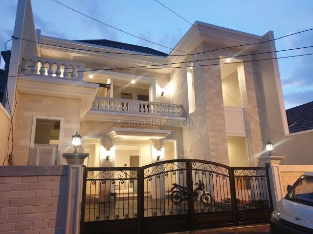 Rumah di Perum Manyar Tirtoyoso Utara, New Gress, Bagus, Sukolilo, Surabaya