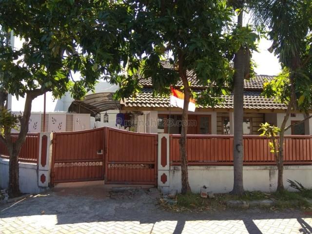 Rumah Rungkut Permai, Siap Huni, Strategis, Rungkut, Surabaya