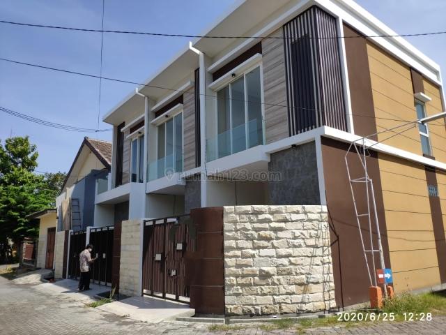 Baru Gress Rumah daerah Timur surabaya Sutorejo, Mulyosari, Surabaya